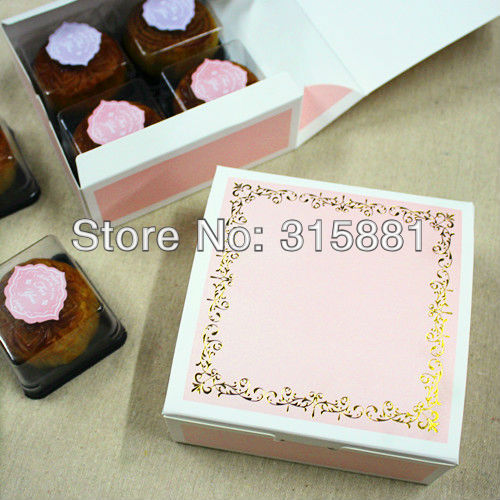 Popular Gold Cake Boxes-Buy Cheap Gold Cake Boxes lots from China ...