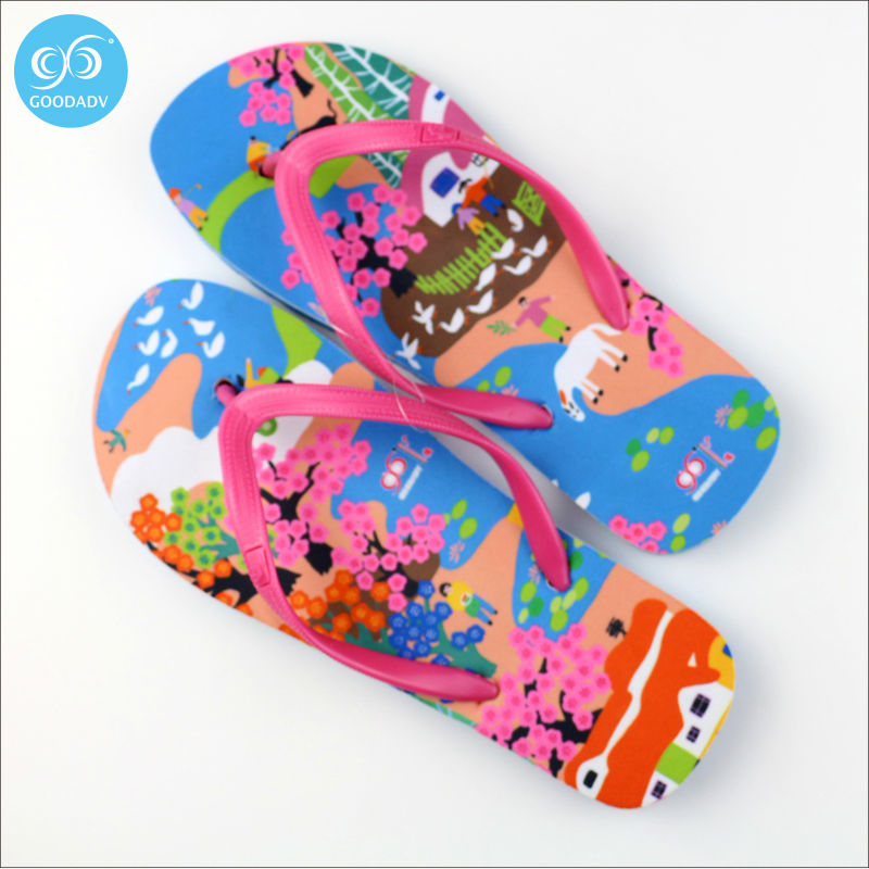 cc264cba8 Chinese style of custom design flip flops fashion women s exclusive ...