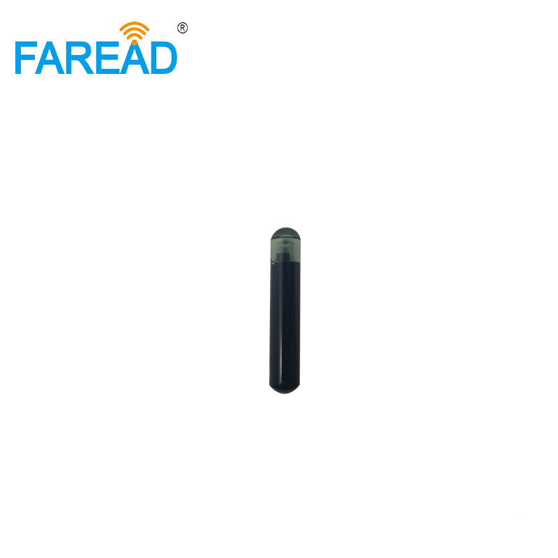 X40pcs envío gratis 3*13mm 125KHZ etiquetas de tubo de vidrio RFID al por mayor UID/ID64/Mánchester/único /64bit transpondedor