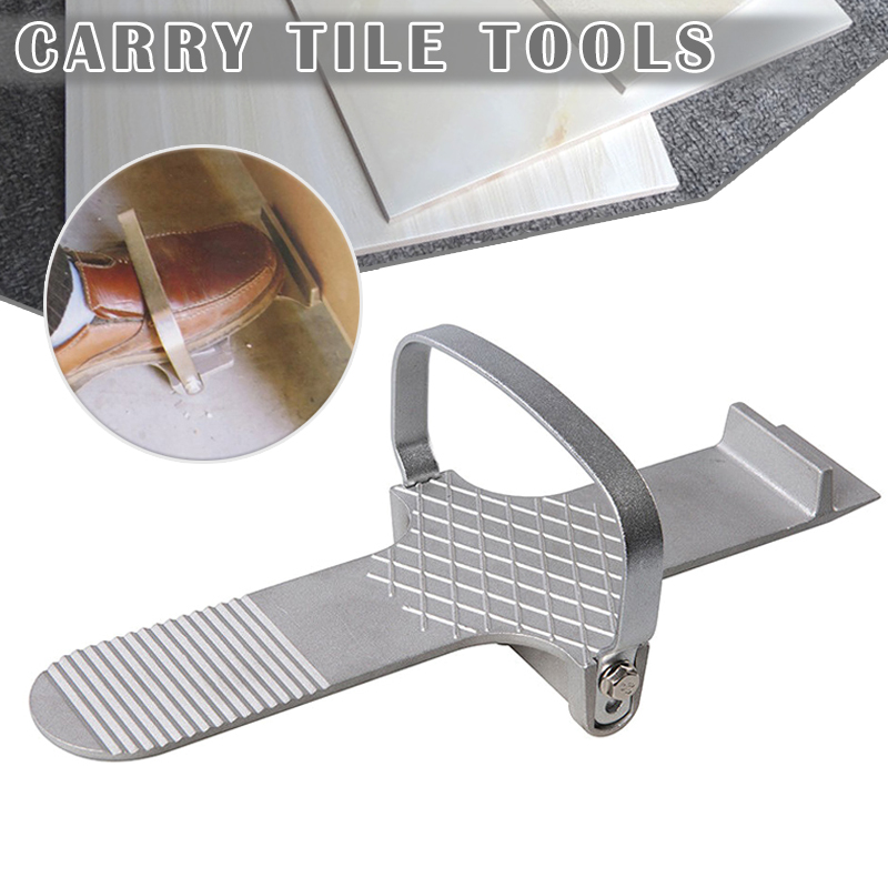 Door Board Lifter Durable Anti-slip Plaster Sheet Lifting Tool For Repairing CLH@8