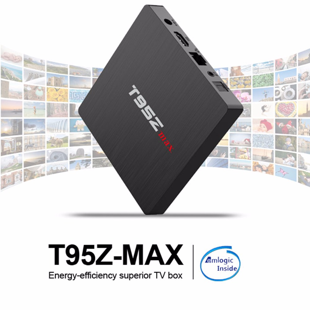 1000M Set-top Boxes Amlogic S912 Octa Core Android 7.1 TV Box 4K H.265 2.4G+5G WiFi MAX 3GB RAM 32GB ROM Smart Android TV BOX