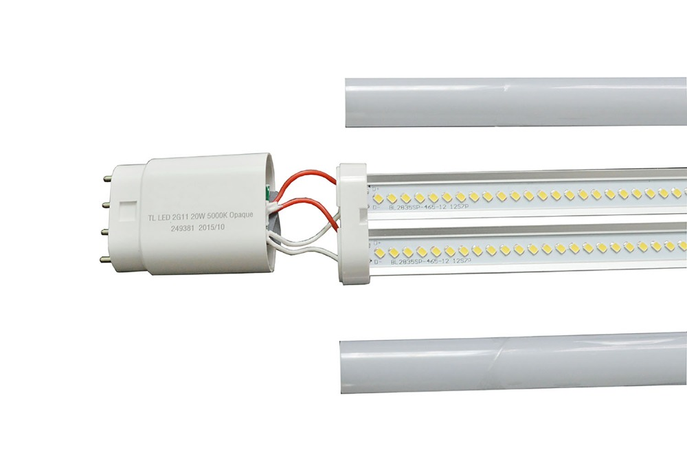 4pins Lamps CFL FPL Replacement 5W 12W Low Power LED 2G11 Lights CE ROHS