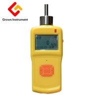 KP830 Pump Suction Single Gas Detector LCD Display Portable Gas Sampling Pump Detection Instrument Usb Data Interface