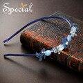 Special nueva moda natural de perlas cintas para el pelo de la boda accesorios del desgaste del pelo flor regalos de la joyería para las mujeres s1632h