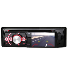 3.3 Universal 1 Din Car Audio DVD Player Radio Stereo Bluetooth SD USB Car Mp5 Player цена