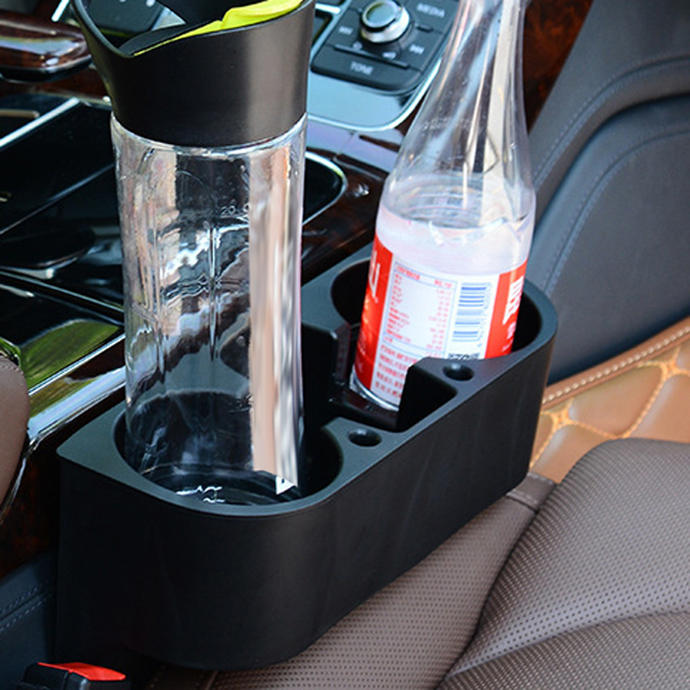 VODOOL Portavasos para el automóvil Auto Interior Organizador - Accesorios de interior de coche - foto 2