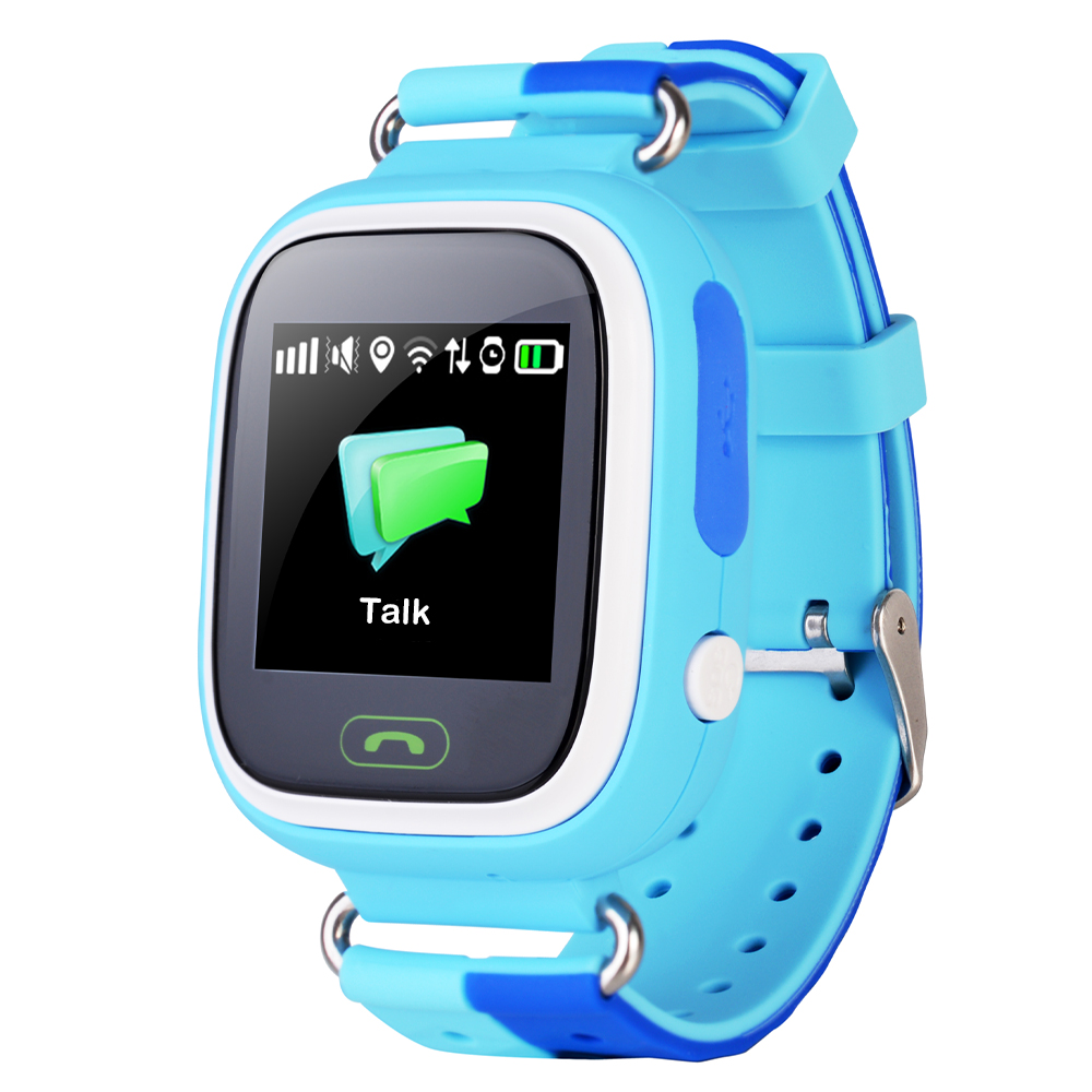 TURNMEON Q70 Smart font b Watch b font Anti Lost GPS Tracker font b Watch b