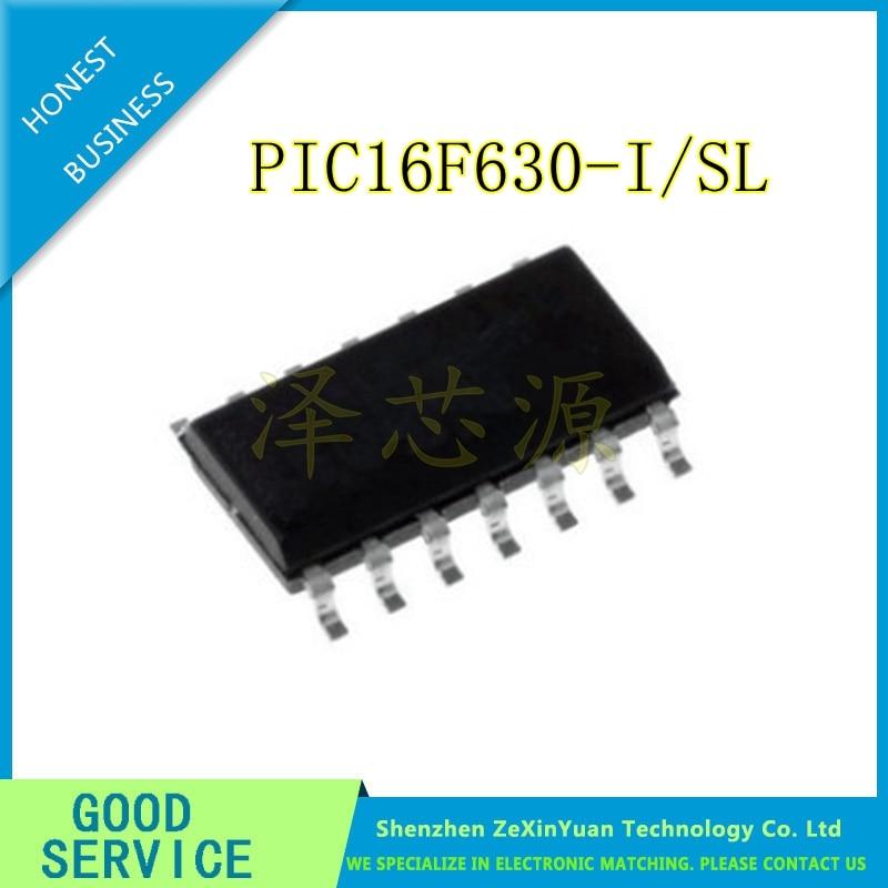 5PCS/lots PIC16F630-I/SL PIC16F630 SOP-14 IC