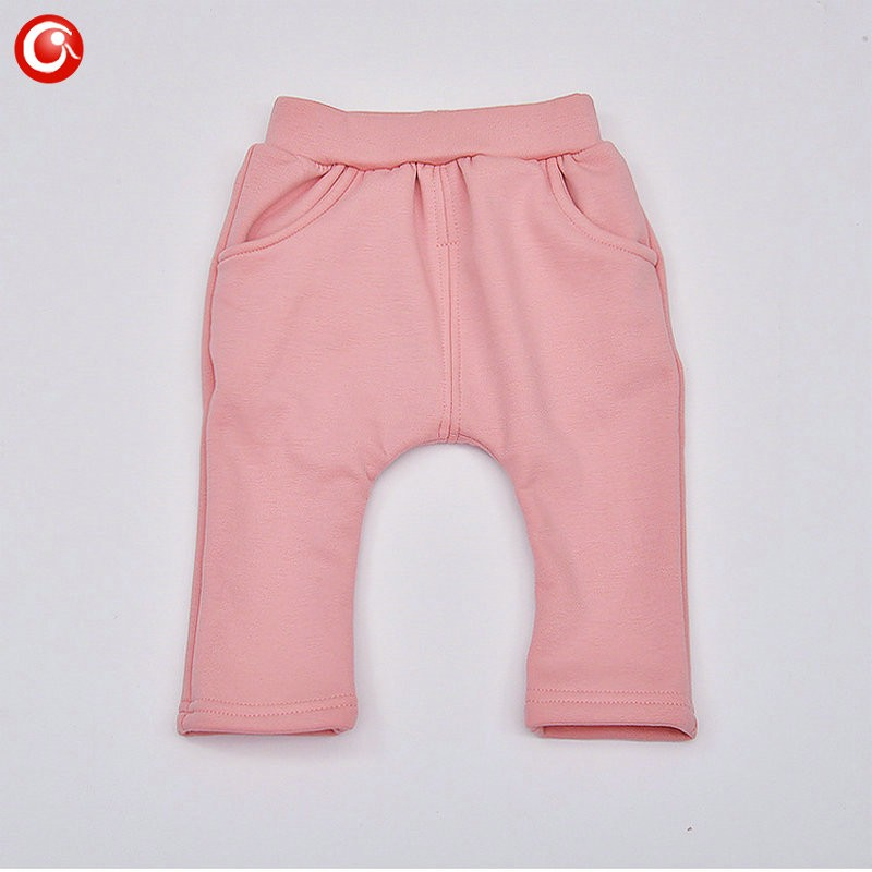 7-24M Baby Winter Tights For Boys Warm Plushed Kids PP Pants For Girls Infantil Bebes Thicken Trousers Clothes 2016  (18)
