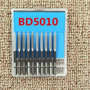 Image 2 - Wysokiej jakości nóż do przycinania, usuwania zadziorów i stępiania ostrych krawędzi nóż, regulowany trójkątny skrobak, tlenek glinu uchwyt, SC1300 ostrze, BD5010