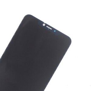 Image 2 - 6,18 дюймовый оригинальный для Cubot P20 ЖК дисплей + сенсорный экран дигитайзер для Cubot P20 экран ЖК дисплей Замена Ремонтный комплект