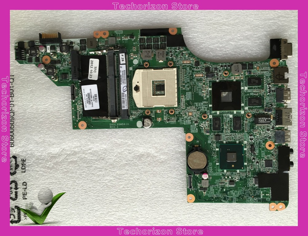 все цены на 592816-001 For HP pavilion DV6 DV6T DV6-3000 Laptop Motherboard DA0LX6MB6I0 tested working онлайн
