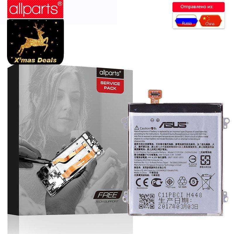 Original 2110 mAh C11P1324 batería para ASUS Zenfone 5 T00j de reemplazo de la batería para ASUS Zenfone 5 A501CG A500CG A501