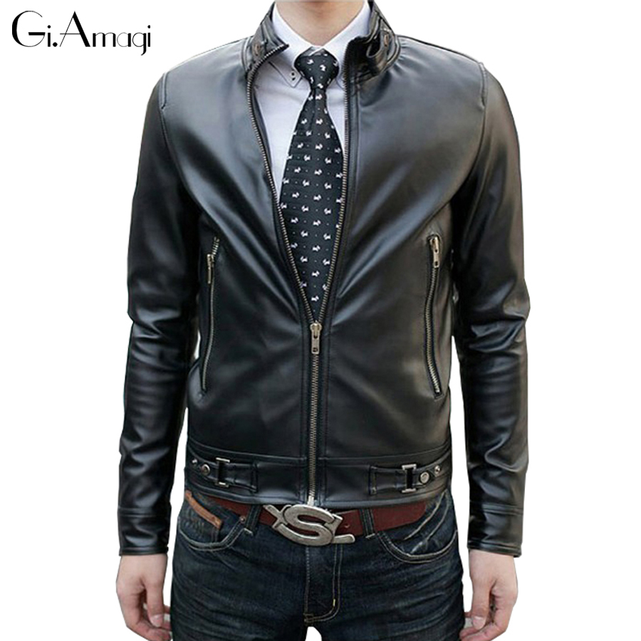 Compare Prices on Polo Leather Jackets for Men- Online Shopping ...