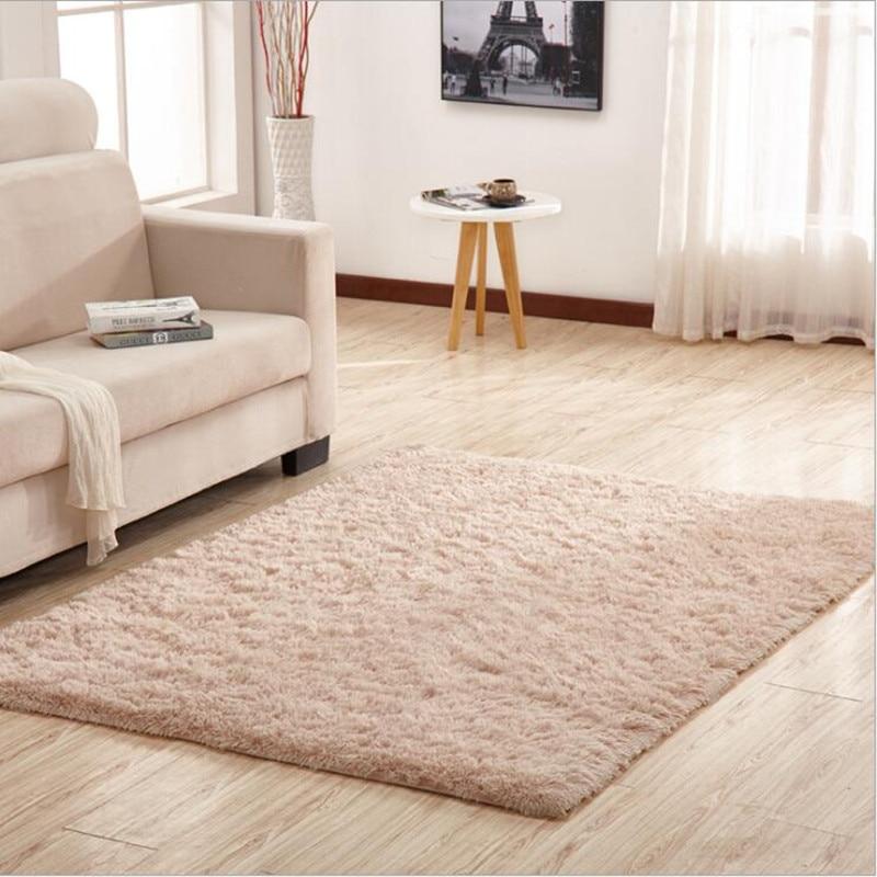 70*120cm Black Carpet For Living Room Washable Super Cute