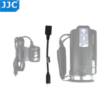 JJC Adapter Cable for SONY RM-AV2 Handycam Camcorders with a