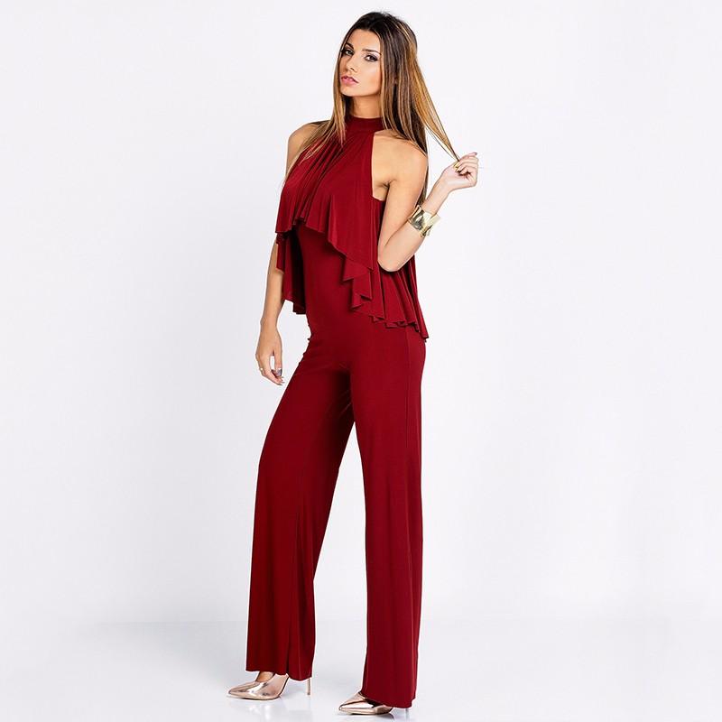 red Jumpsuit 4