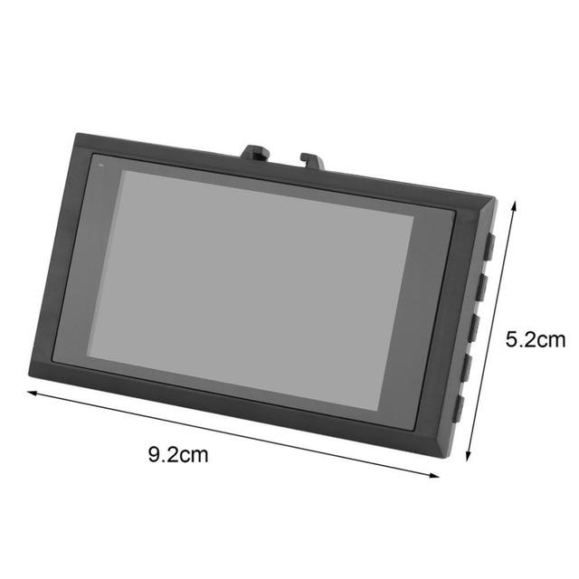 3 Inch LCD Full HD 1080P Night Vision Car DVR 170 Degree Viewing Angle Motion Detection & G-Sensor Video Cam Dash Cameras 3