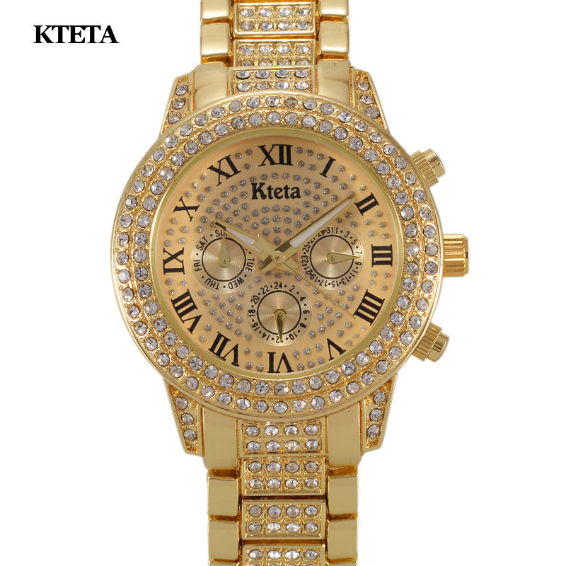 цены 2018 Golden Women Watches Fashion Top Brand Luxury Famous Quartz Watch Ladies Wrist Watch Female Clock Hodinky Relogio Feminino