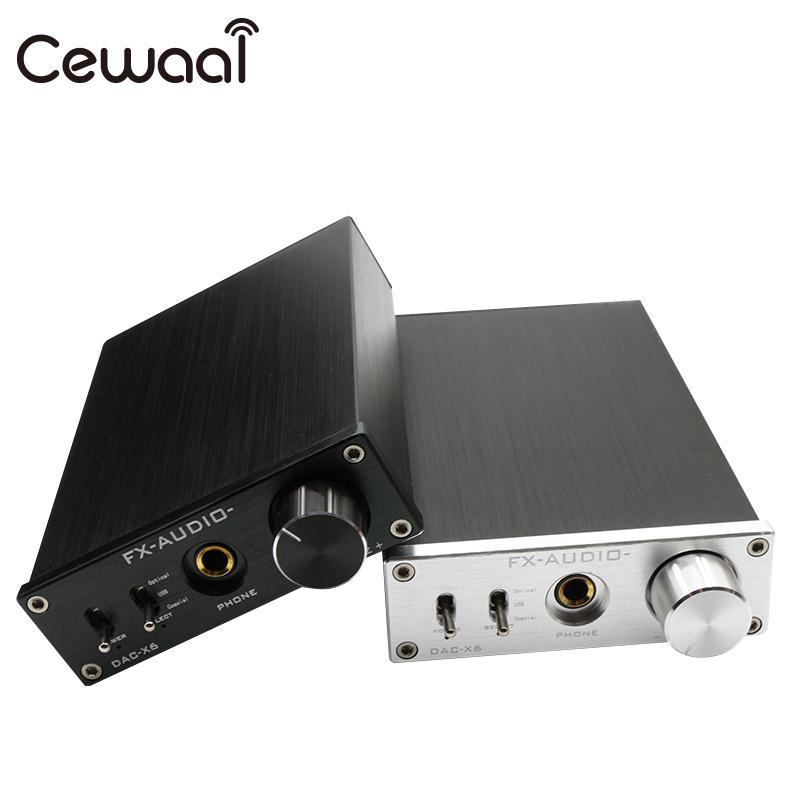 Cewaal FX Audio Subwoofer Headset Optical Audio Amplifier Loudspeaker Digital Audio Amplifier Professional Audio Decoder цены