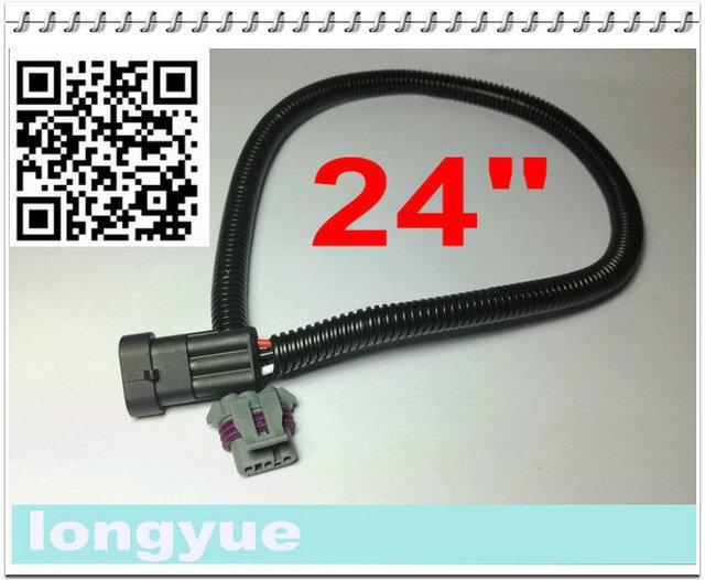 10pcs LS1 LS6 to LS2 L76 MAP Sensor Extension Adapter Wiring Harness 24 60cm wire_640x640 10pcs ls1 ls6 to ls2 l76 map sensor extension adapter wiring ls1 240sx wiring harness at edmiracle.co