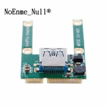 1 Bộ Mini PCI-E PCI Express To USB 3.0 Male Adapter Th(China)