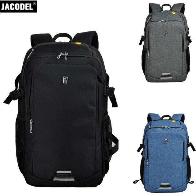"Jacodel 2017 18"" 19"" 21"" Laptop Backpack Large Computer Backpack Bags for 17 inch Laptop Bag 17.3 inch Large Capacity Travel Bag"