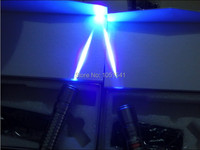 Strong power military 405nm 1000M Watt Flashlight blue purple laser pointers burning star pointer lazer torch+charger+gift box
