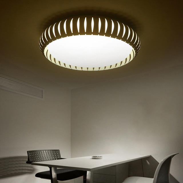 Ceiling lights modern led plafonnier luminarias living light fittings bedroom kitchen lamps home led ceiling lighting