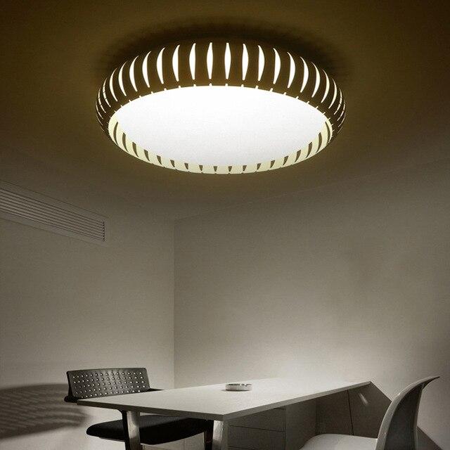 Deckenleuchten moderne führte plafonnier luminarias wohnzimmer ...
