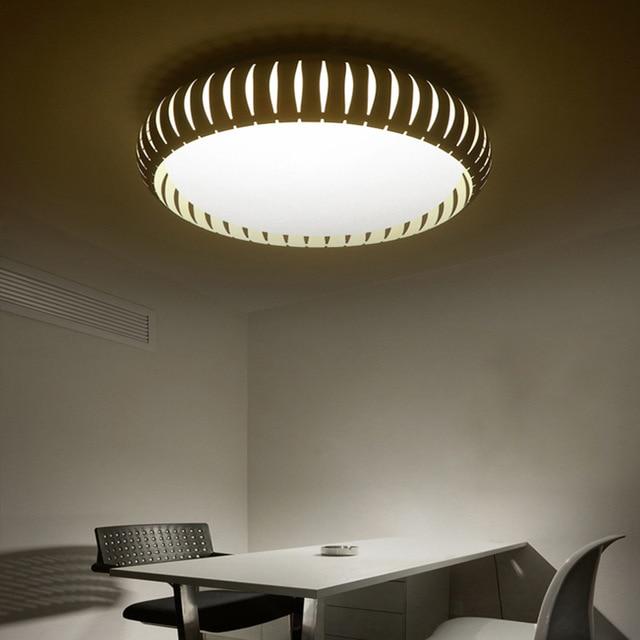 Luces de techo modernas luminarias led plafn saln luminarias