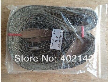 Free Shipping,100pcs/lot 770*15mm Teflon tape for FR-770 sealing machine free shipping 100pcs lot xc6210b332mr xc6210b332 sot23 5 making ob2f 100% new