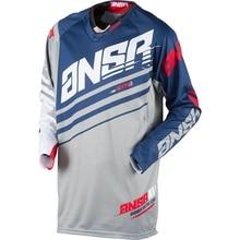 Free Shipping 2019 BLACK/WHITE JERSEY DH MX MTB Downhill jersey Mountain bike riding speed Cyclocross Jersey Motorbike jersey цена