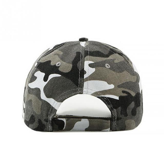 2020 beyzbol şapkası erkekler kadınlar ordu kamuflaj Camo kap Casquette şapka tırmanma beyzbol şapkası avcılık balıkçılık çöl şapka Gorra Hombre