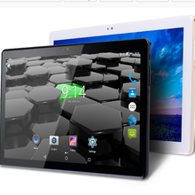 Express Shipment for Russia 10 inch tablet Android 7.0 tablet 4G LTE 10 Core 4GB RAM 64GB ROM 1920*1200 IPS Kids Gift Tablets Pc