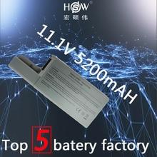 HSW Replacement Laptop Battery For Dell Latitude D531 D531N D820 D830 Precision M65 Precision M4300 Mobile Workstation YD626
