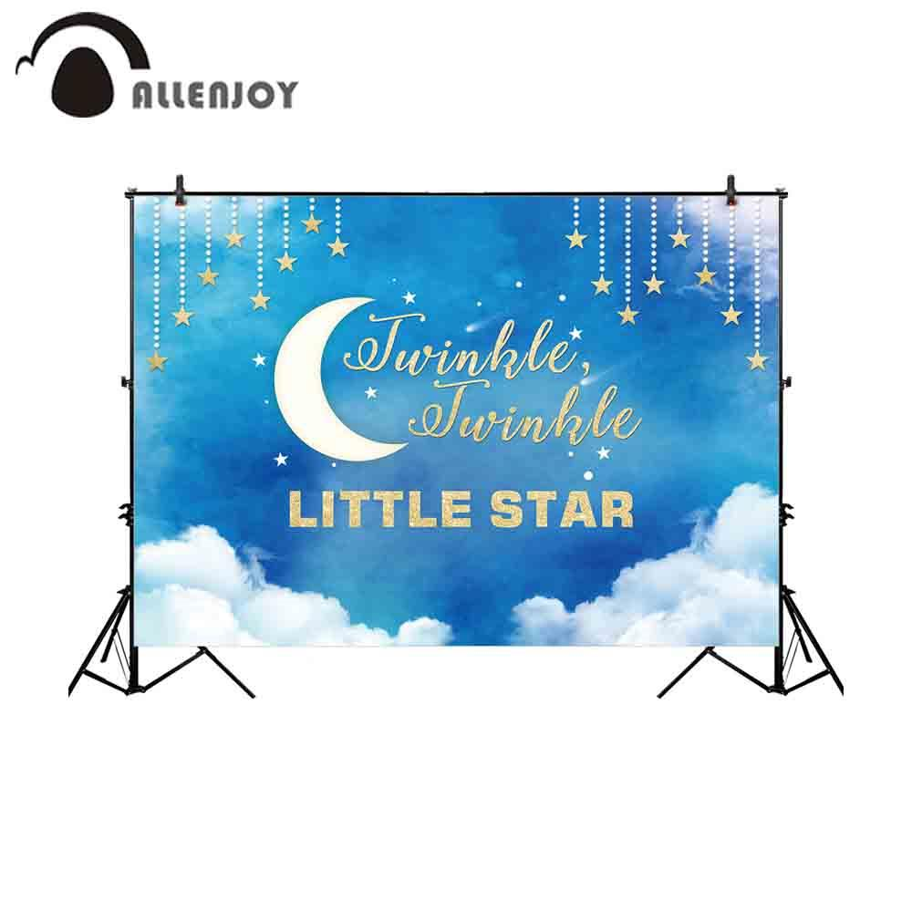 Funny Baby Cancer Sign with Claws and Four Eyes Joy Kids Happiness on Stars Theme Print Background for Baby Birthday Party Wedding Vinyl Studio Props Photography Astrology 6x8 FT Photography Backdrop