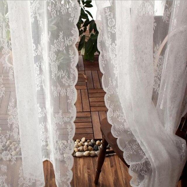 cor enne creux out dentelle blanche partition rideau h tel. Black Bedroom Furniture Sets. Home Design Ideas