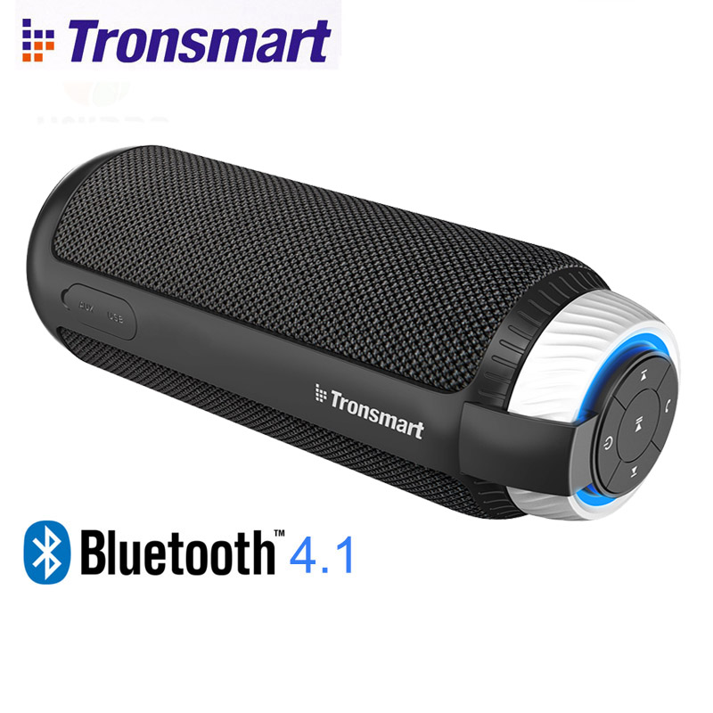 Tronsmart Element T6 Bluetooth 4 1 Portable Speaker Wireless Soundbar Audio Receiver Mini Speakers Usb Aux For Music Mp3 Player In From
