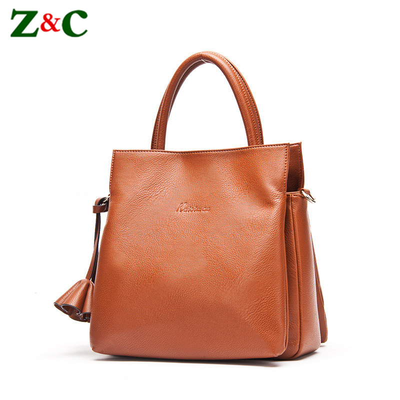Genuine Leather Bags for Women Handbag Real Leather Tote Bag Female Fashion Ladies Hand Bag Solid Shoulder Bag Bolsas Femininas joyir fashion genuine leather women handbag luxury famous brands shoulder bag tote bag ladies bolsas femininas sac a main 2017