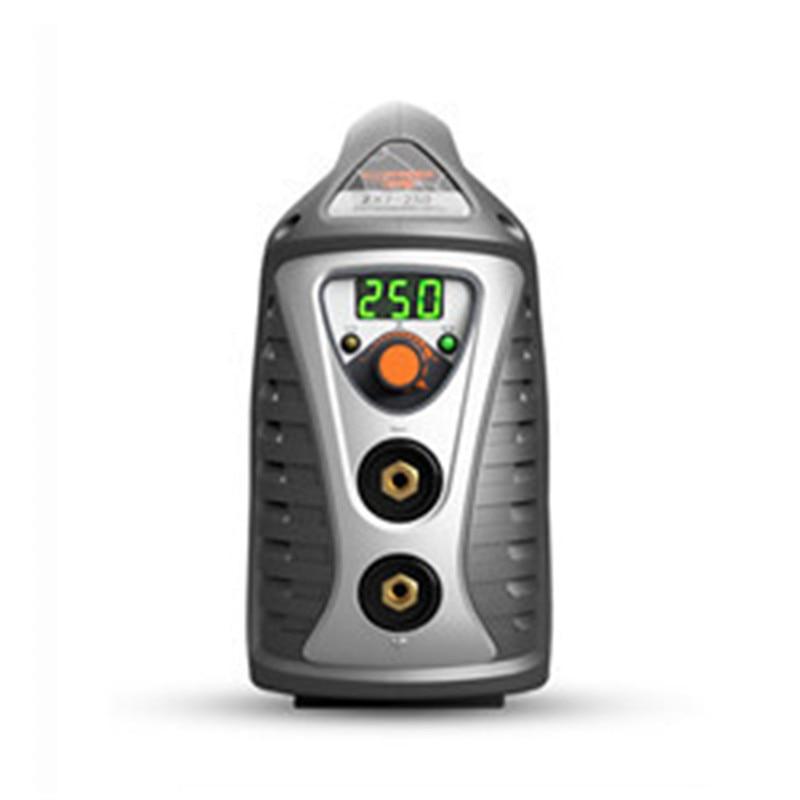 Mini Handheld Schweißen Maschine Inverter IGBT MMA ARC AC220V Tragbare Home & Industrielle Elektrische Schweißen Ausrüstung Schweißer ZX7-250A