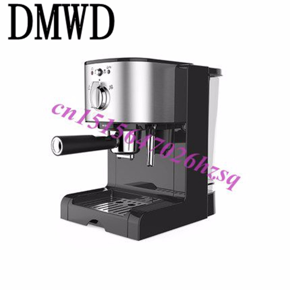 DMWD Espresso Machine, most popular semi-automatic Espresso coffee Machine, Italian pressure espresso coffee machine xiaomi scishare capsule espresso coffee machine