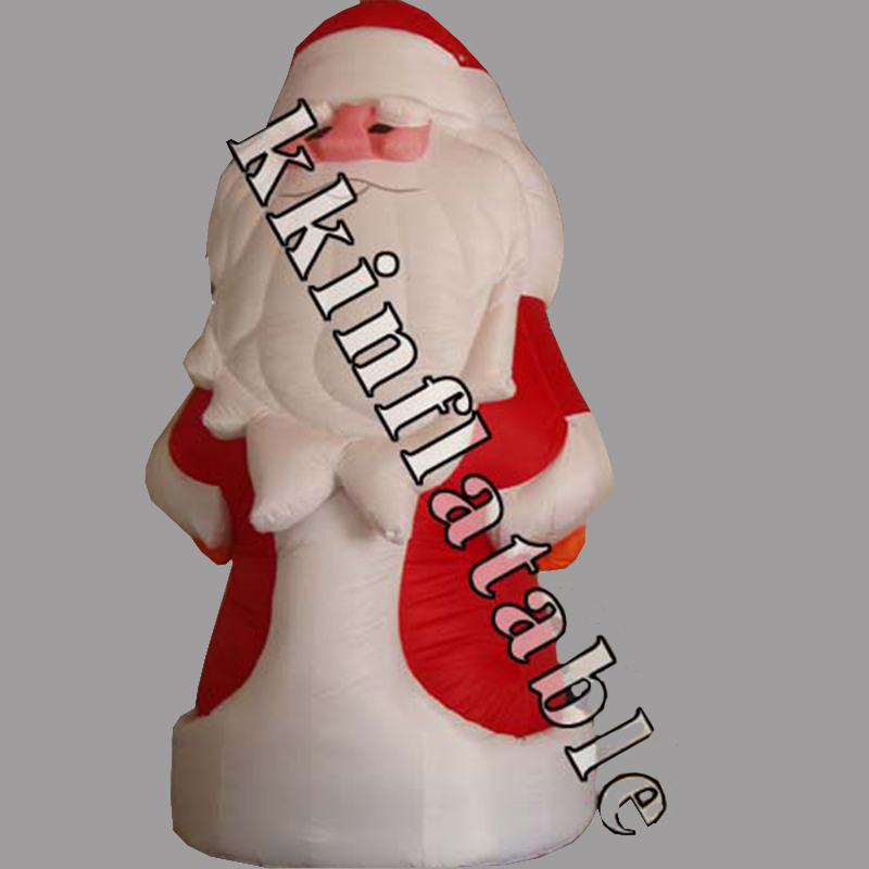 High quality PVC material giant inflatable Santa ClausHigh quality PVC material giant inflatable Santa Claus