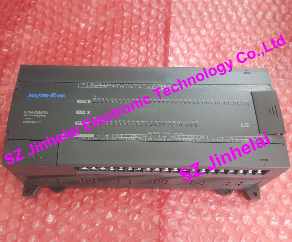 100% New and original K7M-DR60U/DC LS(LG) Plc controller 100% new and original g6i d22a ls lg plc input module