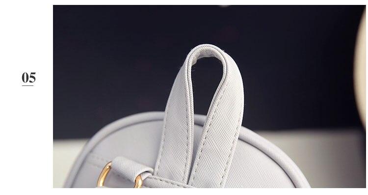 New Design Mini Rivets Backpack For Women Girls 2017 Children School Bag Women Backpack Mochila Escolar Female Rucksack (34)