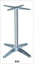 stainless steel bar table base frame