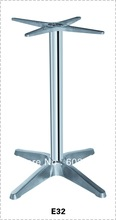 stainless steel bar table base frame
