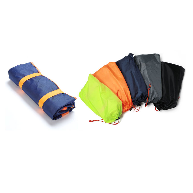 VILEAD New Outdoor Picnic Mat Travel Bag Multi-function Tarpaulin Folding Storage Tent Moisture Pad Floor Cloth Beach Mat