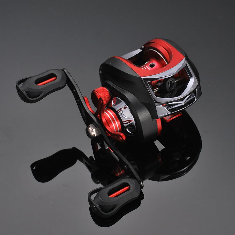 13 1BB Carp Fishing Baitcasting Reel AC200 Left and right hand Bait Casting Reel 6 3 1 High Speed Fishing wheel Fishing tackle in Fishing Reels from Sports Entertainment