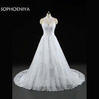 Vestido De Noiva New Arrival High Neck A Line White Wedding Dresses 2018 Off The Shoulder